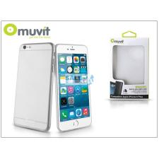 Muvit Apple iPhone 6 Plus/6S Plus szilikon hátlap - Muvit ThinGel - transparent tok és táska