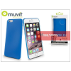 Muvit Apple iPhone 6 Plus szilikon hátlap - Muvit Ultra Thin 0,35 mm - blue