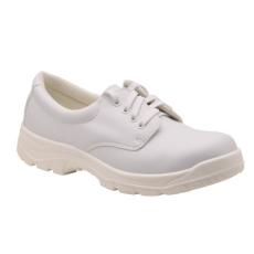 MV fehér cipő (S2 ) Portwest FW80 VÍZÁLLÓ ,FEHÉR FŰZŐS 35-48 MÉRETEK,