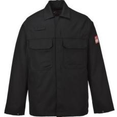 MV fekete Portwest  BIZ2 BIZWELD  kabát   S-3XL méretek