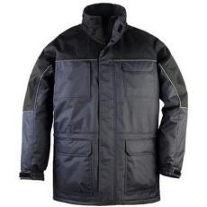 MV kék/fekete RIPSTOP kabát (MÉRETEK: XS-4XL)