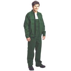 MV zöld FF BE-01-005 SET kertésznadrágos öltöny 46-64