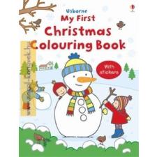 My First Christmas Colouring Book idegen nyelvű könyv