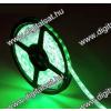 N/A 3528 Zöld LED szalag 60 LED/m IP44