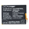 N/A Huawei Ascend Mate 7 4000 mAh LI-Polymer utángyártott akkumulátor (HB417094EBC kompatibilis)