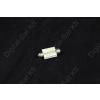 N/A LED izzó 12V Szofita 39mm 8 smd 5050 jégfehér 6500K