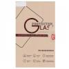N/A Samsung Galaxy A3 (2017) kijelzővédő üvegfólia (edzett üveg, (3D full cover, íves...) ARANY