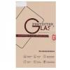 N/A Samsung Galaxy A3 (2017) kijelzővédő üvegfólia (edzett üveg, (3D full cover, íves...) FEHÉR