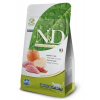 N&D Cat Grain Free Vaddisznó & Alma Adult 10kg