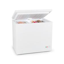 Na Iceblokk Eco, fagyasztóláda, A+++, 200 l, 2 felakasztható kosár, kerekek, fehér fagyasztószekrény