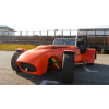 NagyNap.hu Lotus Super Seven vezetés Hungaroring 2 kör + videó