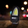 Napelemes mozgásérzékelős LED utcai lámpa