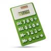 Napelemes szilikon számológép, lime