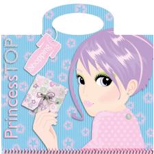 Napraforgó 2005 - PRINCESS TOP - SHOPPING (BLUE) gyermek- és ifjúsági könyv