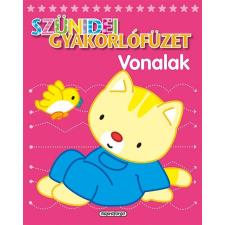 Napraforgó 2005 - SZÜNIDEI GYAKORLÓFÜZET - VONALAK gyermek- és ifjúsági könyv