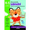 Napraforgó Könyvkiadó Napraforgó Most tanulok... számolni (4-5 éveseknek)