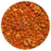 Narancssárga akvárium aljzatkavics (0.5-1 mm) 5 kg