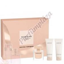 Narciso Rodriguez Narciso Szett 50+75+75 kozmetikai ajándékcsomag