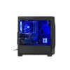 Natec Genesis PC case TITAN 750 BLUE MIDI TOWER USB 3.0