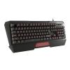 Natec Genesis RX69 Gaming Keyboard Black US