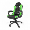 Natec Genesis SX33 Gaming Chair Black/Green (NFG-0906)