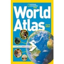 National Geographic Kids National Geographic Kids World Atlas idegen nyelvű könyv