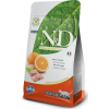 Natural & Delicious; Farmina N&d Adult Cat Fish&orange Grain Free 1.5kg