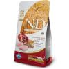 Natural & Delicious; Farmina N&D Low Grain Cat neutered csirke&gránátalma ivartalanított 300g