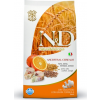 Natural & Delicious; Farmina N&D Low Grain Tőkehal+Narancs 2,5kg