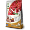Natural & Delicious N&D Grain Free Dog Quinoa bőr & szőr fürj 800g