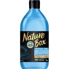 Nature Box Shower Gel Coconut Oil 385 ml testápoló