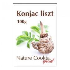 Nature Cookta Konjak liszt 100 g alapvető élelmiszer
