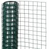 NATURE zöld négyszögletű műanyag bevonatú acél drótháló 0,5x5m 13mm