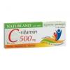 Naturland 500 mg C-vitamin tabletta 10 db