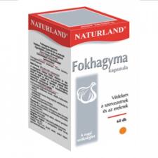 Naturland fokhagyma kapszula egészség termék