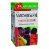 Naturland gyümölcstea vadcseresznye-feketeszeder tea - 20 filter