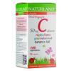 Naturland Naturland C-vitamin 50 mg narancs ízű rágótabletta gyermekeknek (100 db)