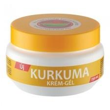 Naturstar kurkuma krém-gél 250 ml kozmetikum