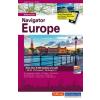 Navigator Európa atlasz 2016/2017