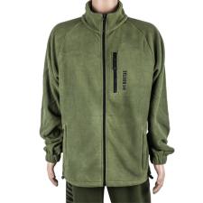 Navitas atlas zip fleece green m horgászkiegészítő
