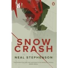 Neal Stephenson Snow Crash – Neal Stephenson idegen nyelvű könyv