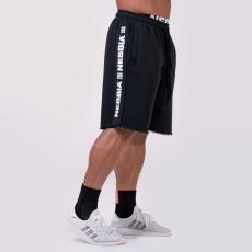 NEBBIA Lampas Black rövidnadrág - NEBBIA XL