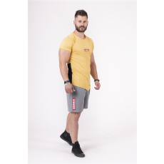 NEBBIA trikó Red Label V-typical 142 XL Mustard