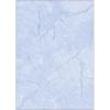 Nebuló Előnyomott papír, kétoldalas, A4, 90 g, SIGEL, kék, gránit