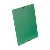 "Nebuló ""Gumis mappa, 15 mm, PP, A4, VIQUEL """"Standard"""", zöld"""