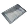 Nebuló Irattartó tasak, A4, PP, patentos, speciális felület, RAPESCO