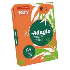 """Nebuló """"Másolópapír, színes, A4, 80 g, REY """"""""Adagio"""""""", intenzív narancssárga"""" fénymásolópapír"""