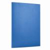 Nebuló Tépőzáras mappa, 15 mm, PP/karton, merevített, A4, DONAU, kék