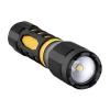 Nedes Focus LED elemlámpa (5+3W) fekete-arany