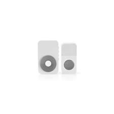 Nedis DOORB122CWT vezeték nélküli ajtócsengő-készlet csengő